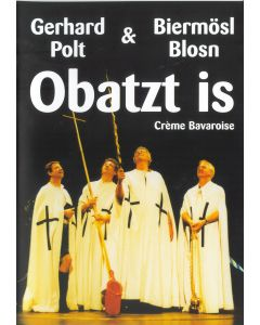 Obatzt is DVD Cover