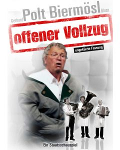 Offener Vollzug DVD Cover